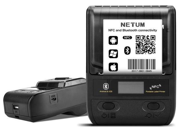 NETUM NT-G5 Impresora térmica