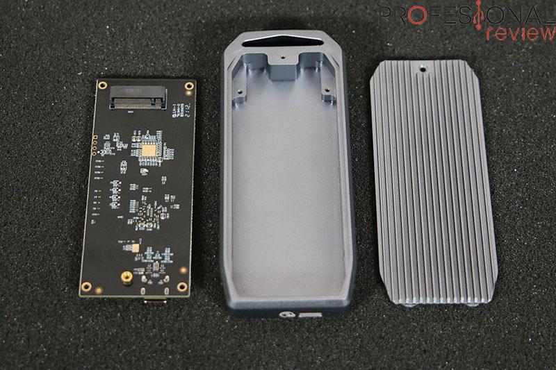 ORICO USB4.0 NVMe SSD Enclosure Montaje