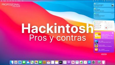 Que es hackintosh Pros y contras
