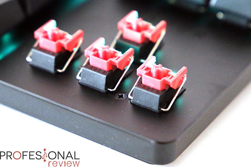 Razer Huntsman V2 Tenkeyless Interruptores