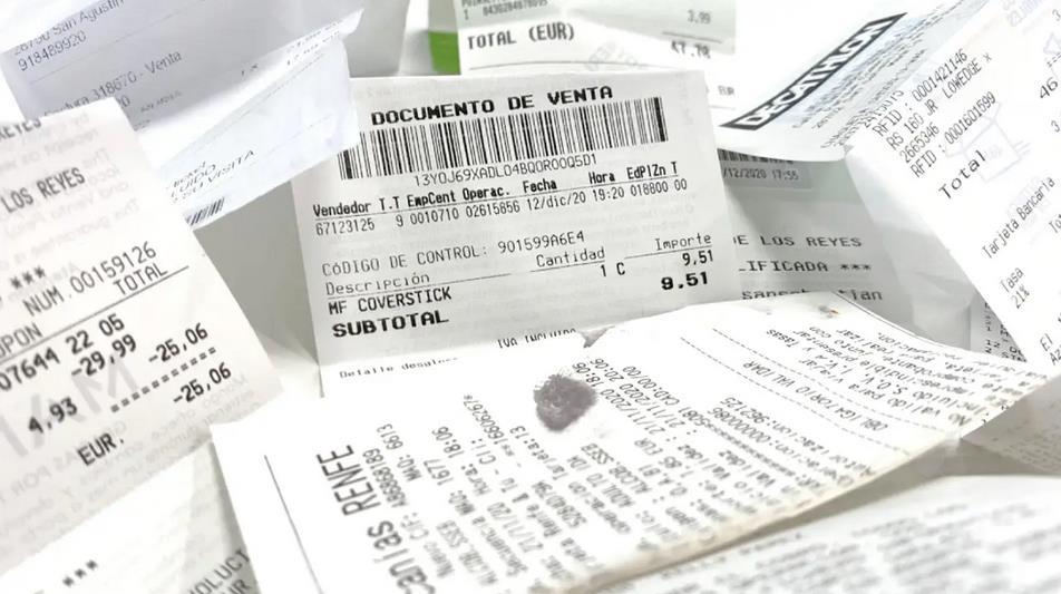 Ticket de compra