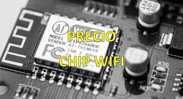 subida precio chip wifi
