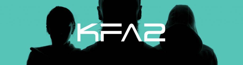 KFA2 tarjetas gráficas
