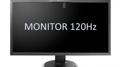 monitor de 120hz