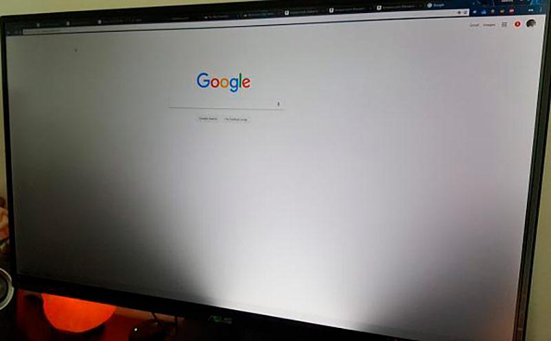El monitor no enciende