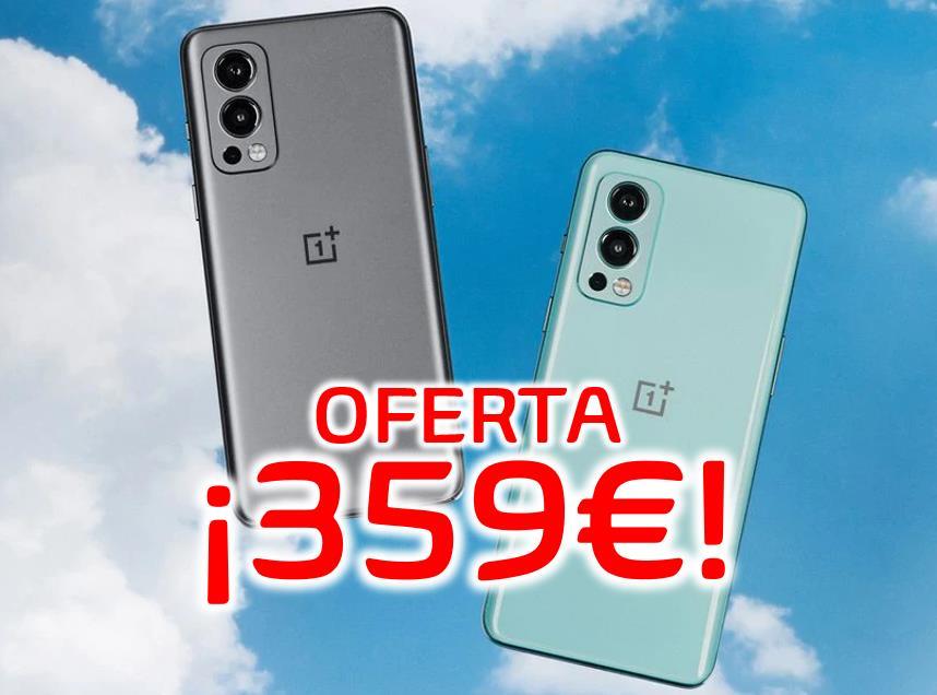 Oferta oneplus nord 2 5g