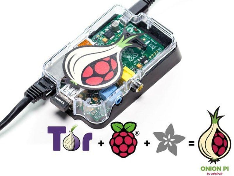 raspberry pi servidor tor