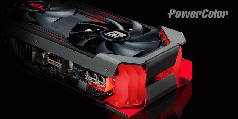 tarjeta grafica power color rx 66000 xt red devil