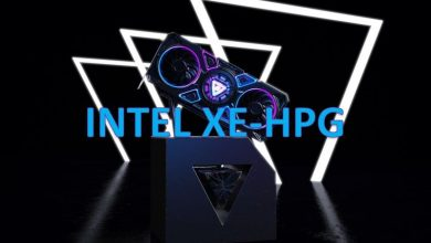 grafica intel xe-hpg