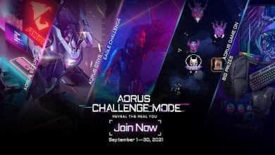 AORUS Challenge Mode GIGABYTE