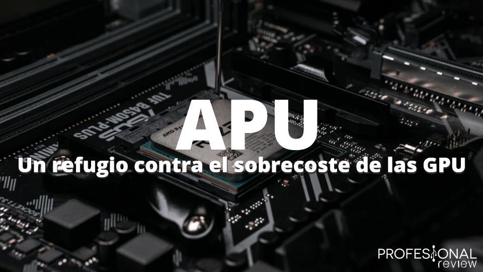 APU Pc para editar vídeos