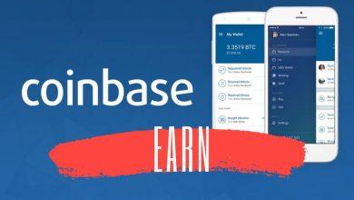 aprendizaje coinbase earn