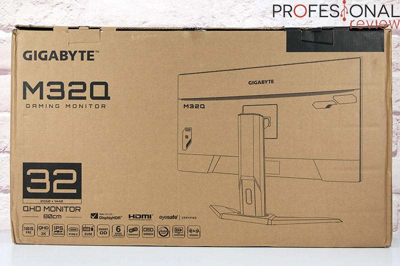 Gigabyte M32Q Review