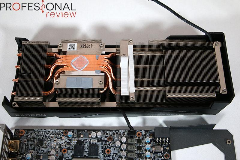 Gigabyte RX 6600 XT Gaming OC PRO Disipador