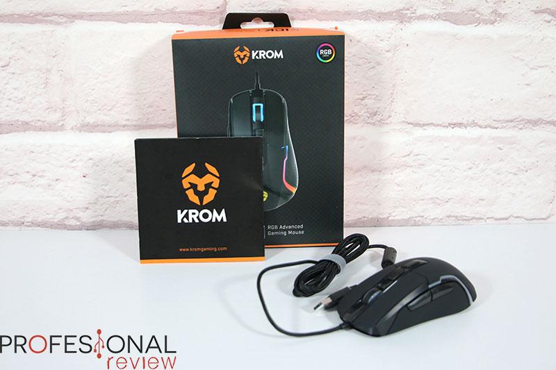 Krom Kick Review