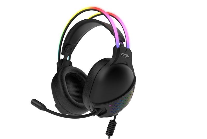 Krom Klaim diseño auriculares