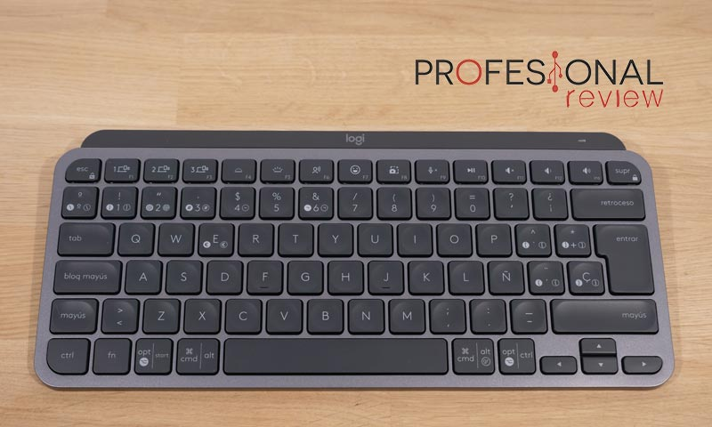 Logitech MX Keys Mini review