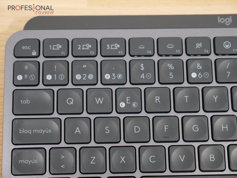 Logitech MX Keys Mini switches