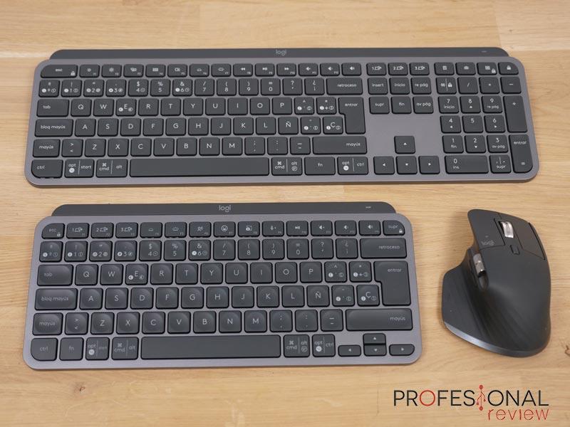 Logitech MX Keys Mini vs MX Keys