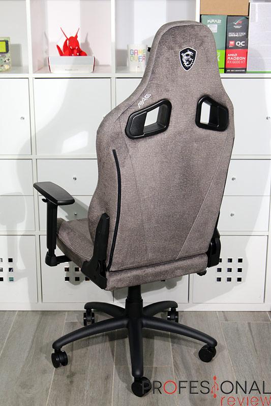 MSI MAG CH130 I Repeltek Fabric Review