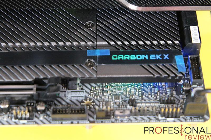 MSI MPG X570S CARBON EK X Review