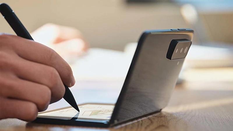 Microsoft Surface Duo 2 camaras