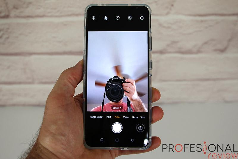 Nubia RedMagic 6S Pro Selfie