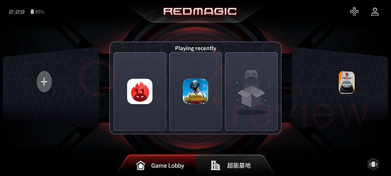 Nubia RedMagic 6S Pro Juegos