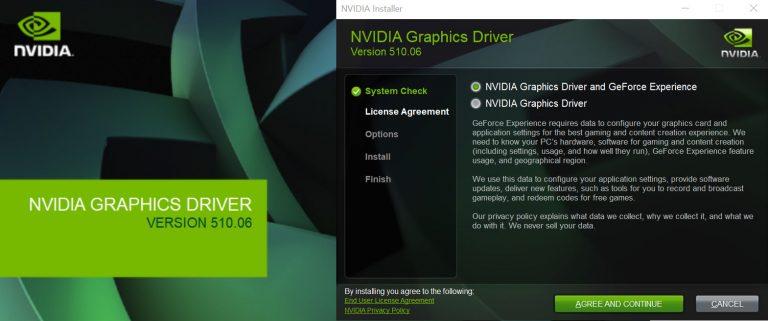 Nvidia 510.06