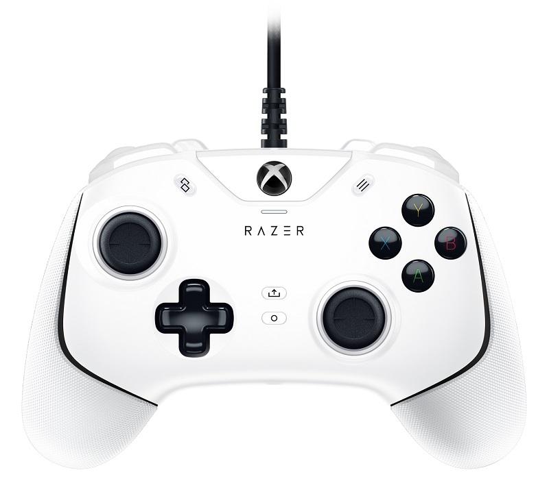 Razer Wolverine V2 White