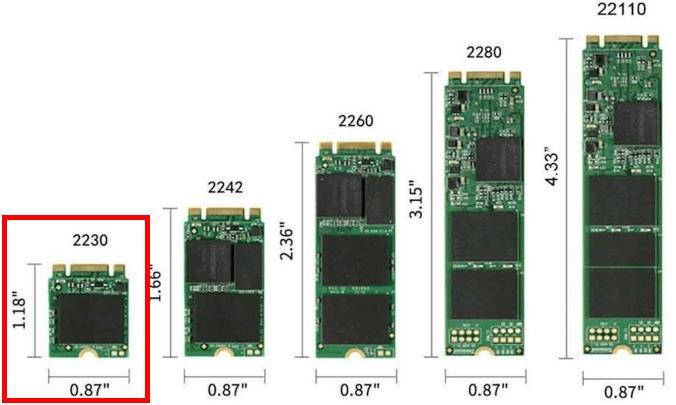 SSD M2 2230
