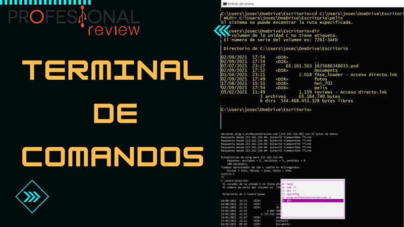 Command terminal