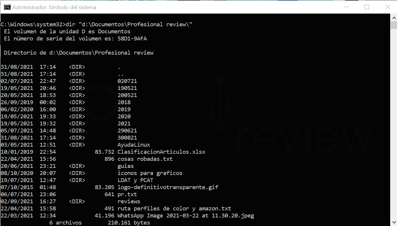 Command terminal step03