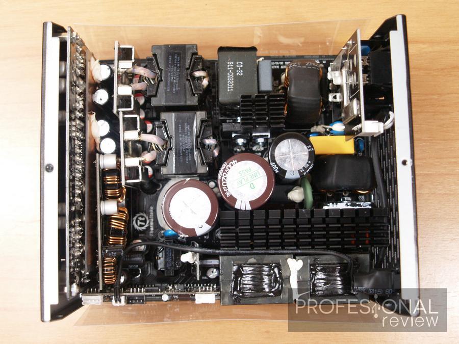 Thermaltake Toughpower TF1 1550W Review
