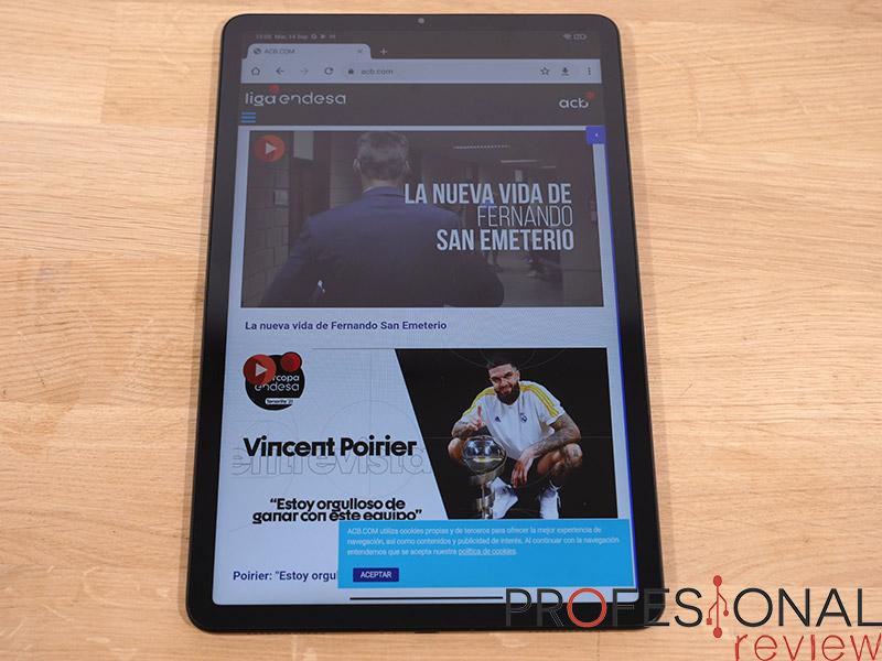 Xiaomi Pad 5 Pantalla