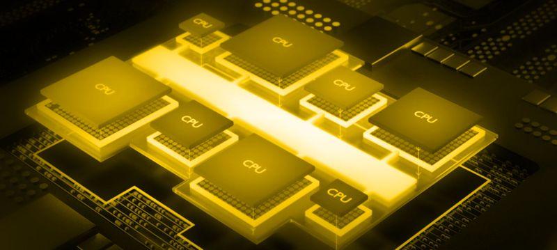 diseño procesador intel alder lake