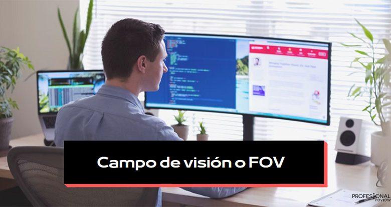 campo de visión