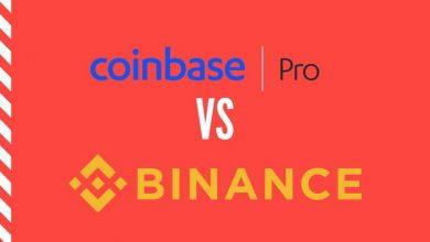 binance vs coinbase pro