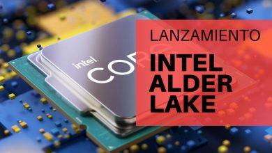 posible lanzamiento procesador intel alder lake