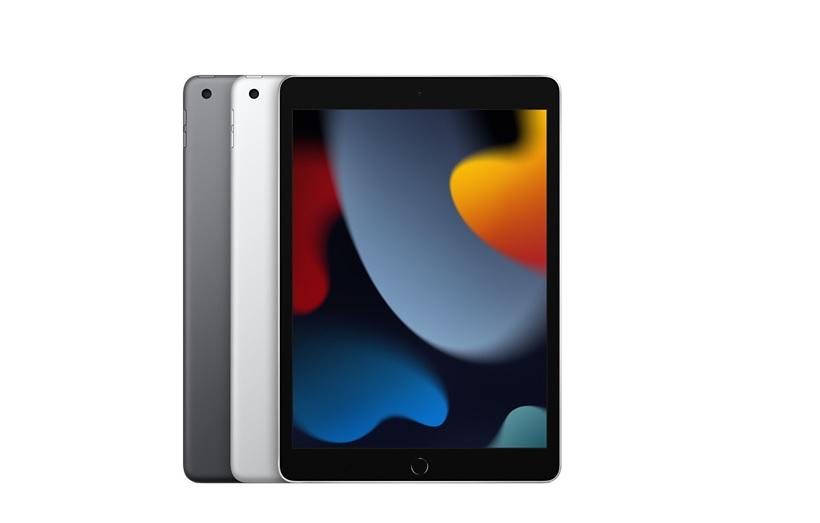 iPad 2021 colores