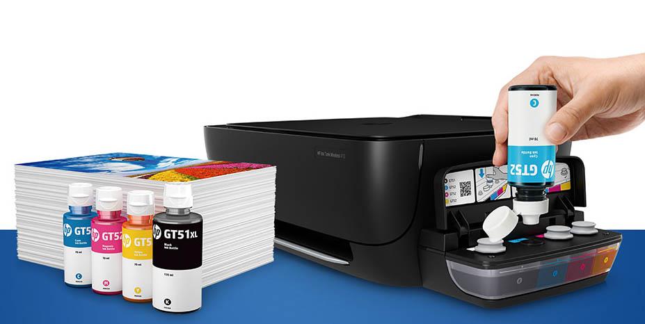 impresora de tanque de tinta