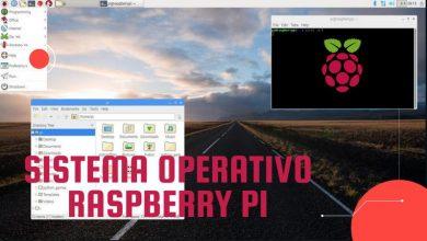 sistema operativo raspberry pi