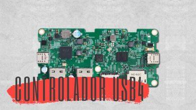 chip controlador usb4