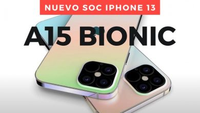 nuevo smartphone iphone 13