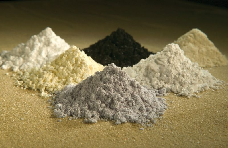 litio cobre neodimio
