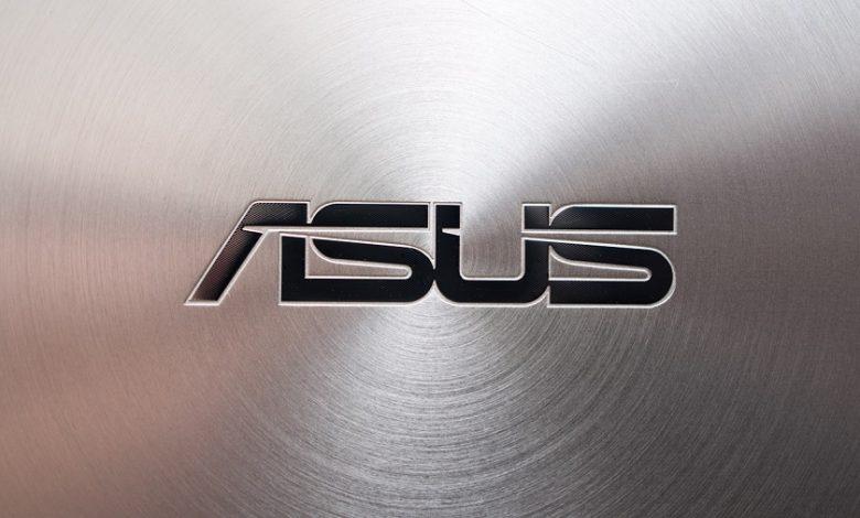 Logotipo de ASUS
