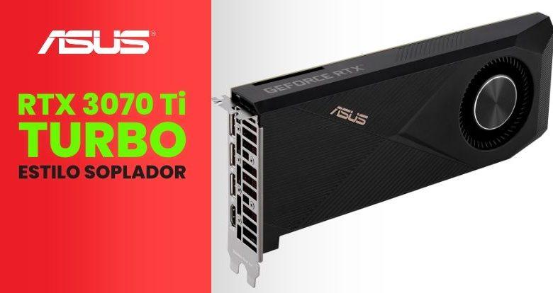 RTX 3070 Ti Turbo
