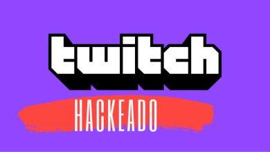 plataforma streaming twitch hackeada