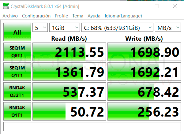 MSI Stealth 15M A11UEK SSD