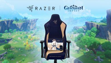 Razer Genshin Impact accesorios